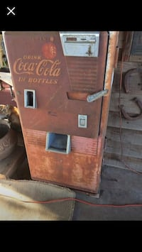 Coca-Cola vending machine screenshot Dothan, 36305