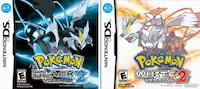 LOOKING FOR POKÉMON BLACK 2 OR WHITE 2 Newmarket, L3X 1H8