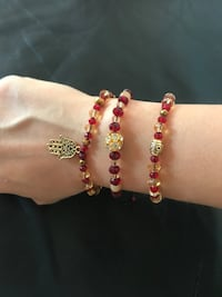 Handmade bracelets set price 3 pieces  Oslo, 0672