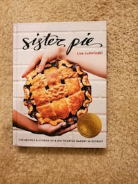 Sister Pie Cookbook, Signed  by Author