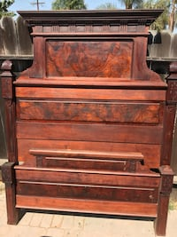 Antique Bed Frame  Los Angeles, 90230