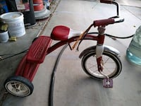 red and white cruiser bike Lancaster, 93535