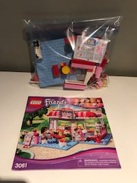 LEGO Friends city park cafe Richmond Hill, L4E 3V7