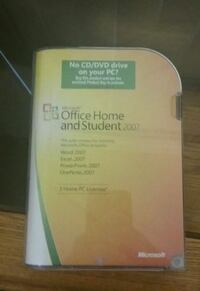Microsoft Office Home and Student 2007 Las Vegas, 89113