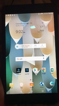 Zte tablet Colorado Springs, 80907