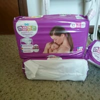 3 packs of new born diapers 40 count. Hanover, 17331