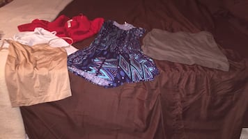 Clothes all size medium