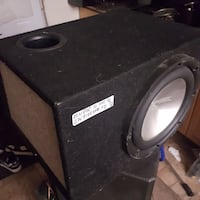 "Eclipse 10"" dvc in ported box Cambridge, N1R 5S6"