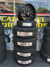 OFF-ROAD WHEELS AND TIRES ON SPECIAL  Lafayette