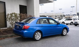 Amazing 2011 Subaru Impreza 4Dr 2.5 I at