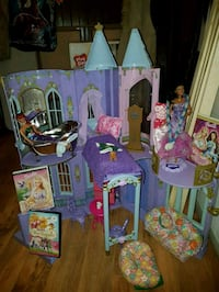Barbie Princess Set