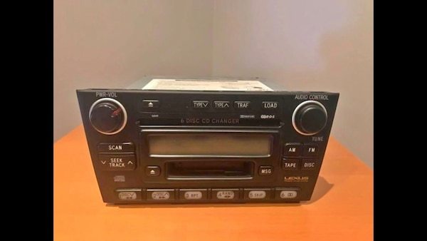 Used 2004 Lexus IS300 Factory Stereo (6Disk) for sale in Oakville ... 96c256e1e73