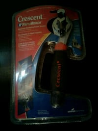 Rapid cresent wrench