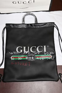 Gucci Leather backpack 38 km