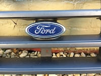 silver Ford emblem Hagerstown, 21740