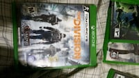 The division xbox one game Capitol Heights, 20743