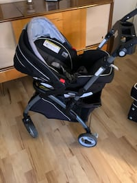 Graco Baby Seat and Stroller Combo Huntington Beach, 92647