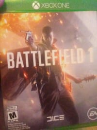 Battlefield 1 Xbox One game no scratches Pensacola, 32503