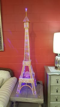 New Eiffel tower lamp on sale Toronto, M9W 1P6