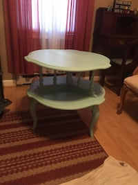 Vintage robin egg blue table price firm Hagerstown, 21740