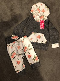 Brand New Babygirl Outfit-6-12mo Rockville, 20853