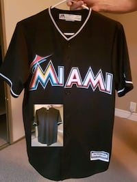 Men's Miami Marlins jersey size Men's S Markham, L3R 4M9