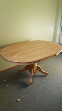 Dining table and end table