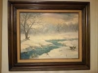 Vintage oil painting Shreveport, 71129