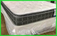 Pillow top queen mattress set brand new Knoxville, 37919