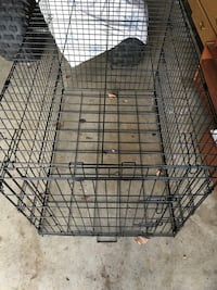 DOG CAGE FRESH NO RUST Temple Hills, 20748