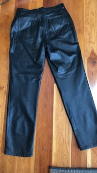 Black leather pants Natick, 01760