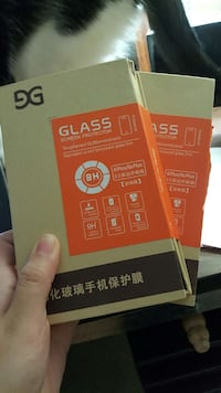 GG glass screen protection box 埃德蒙顿, T6J 6Y6