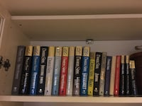48 danielle steel book collection: can be sold individually  Toronto, M6N 1H5