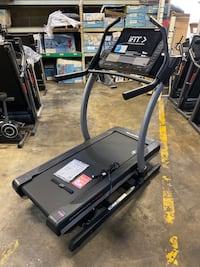 New NordicTrack X22i Commercial Treadmill.  MSRP of $3,999!!