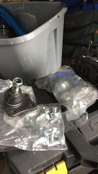 Brand new Ball joints for a VW MK4 Jetta plus all the hardwear! sold my car Springfield, 97477