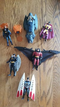 Batman Figures and Accessories Lewisville, 75077