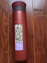 90% new 500ml thermos travel mug ......$15  90% new 300ml thermos travel mug ......$12  2 for $ 20 Markham