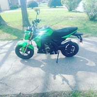 Kawasaki z pro 125 for sale Richmond