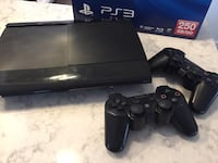 PS3 game console  Toronto, M8Z