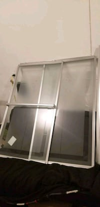 Brand new stain glass shower doors with hardware . Monmouth County, 07721
