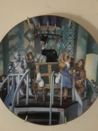 """The Wizard of Oz. """"Ill never get home"""". Roeland Park, 66205"""