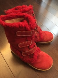 Gap girl's suede boots size 13 Mississauga, L5K 1H5