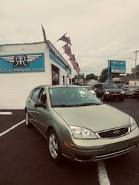 007 Ford Focus Taylor