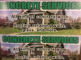 SR all kind concrete work