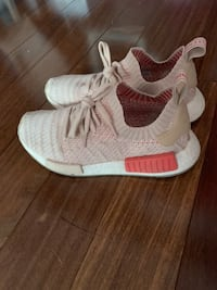 Adidas NMD running shoes size 8 Montréal, H1N