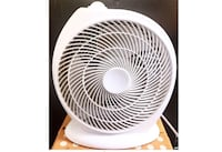 white and gray desk fan Toronto, M2J 1W6