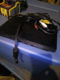 black Sony PS3 slim console Bakersfield, 93308