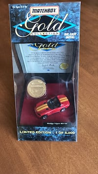 matchbox gold collection - viper New Berlin, 53151