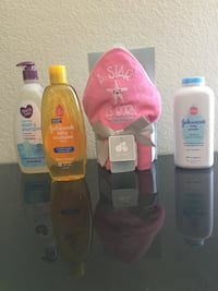Baby bath set and towel Apache Junction, 85120