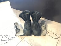 Gore Tex boots size 7 used for airsoft Lincoln, L0R